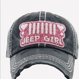 COMING SOON.  Jeep Girl Hat